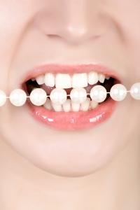 Фото: Белоснежные зубы