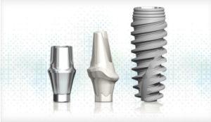 Фото: Модели имплантов