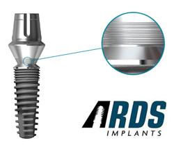 Фото: Преимущества имплантатов ARDS