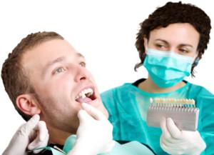 Фото: Пациент на приеме у стоматолога