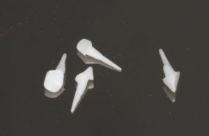 Фото: Культевая вкладка из циркония