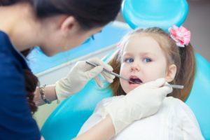 Фото: Ребенок у врача