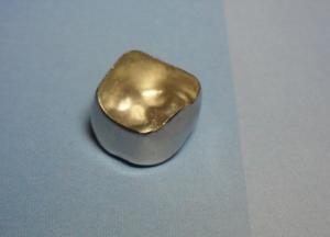Фото: Золотое напыление