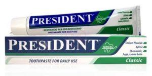 Фото: President Classic