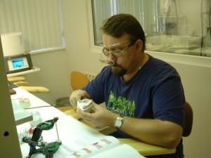 Фото: Изготовление протезов