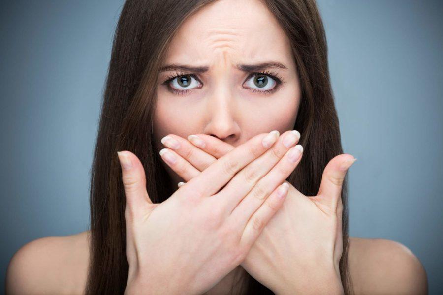 Белковая диета запах изо рта