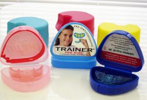 Фото: Зубные трейнеры