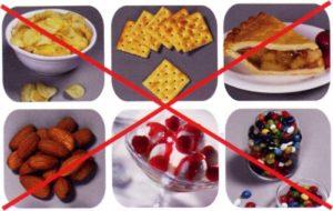 Фото: Питание в брекетах