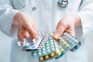 Фото: Лекарства назначенные врачом