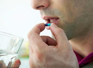 Фото: Как принимать антибиотики?