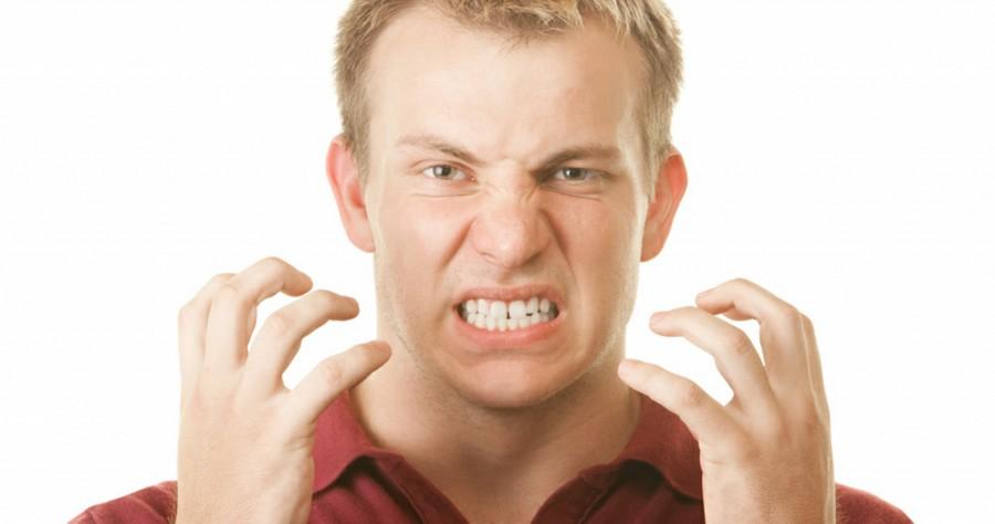 Развитие бруксизма и стираемости зубов