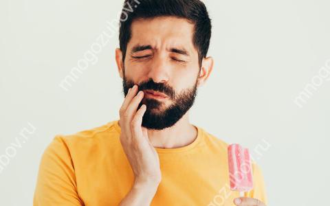 Гиперестезия зубов: чем вызвана повышенная чувствительность