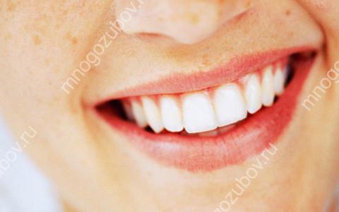 Что такое интактный зуб?
