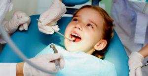 Фото: Лечение детских зубов