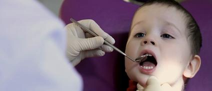 Пломбирование молочных зубов детям
