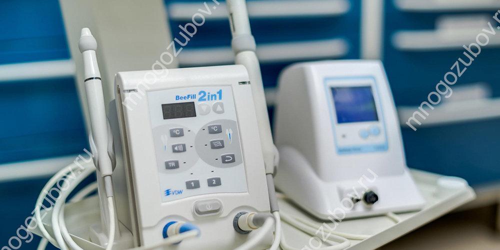 прибор для электродиагностики зуба