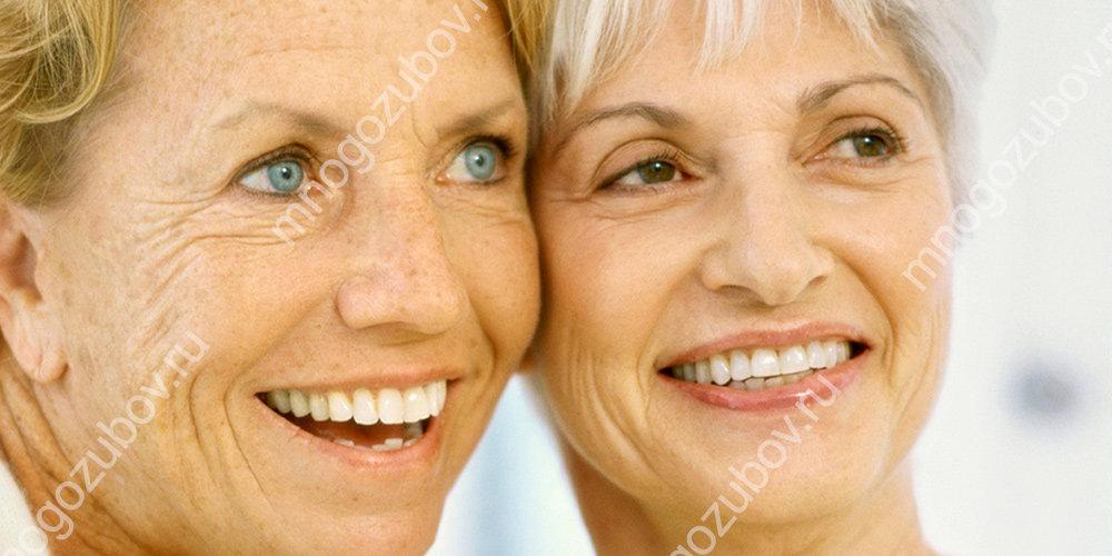 Полная имплантация зубов при полном отсутствии зубов на обеих челюстях, стоимость, отзывы, цены в стоматологическом центре Дантист