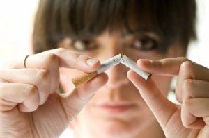 Фото: Пациент не курит