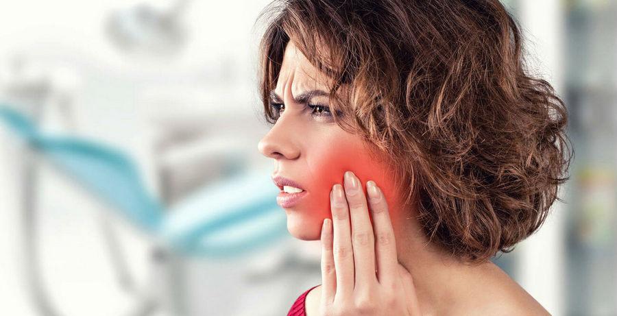 Периостит или флюс зуба