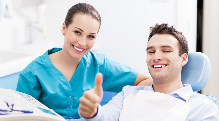 Своевременное обращение к стоматологу - залог здоровья зубов