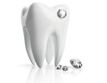 драгоценный камень на зуб