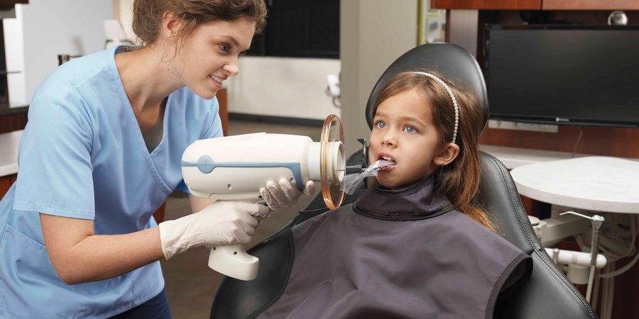 виды рентгена рта