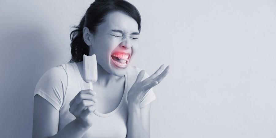 реакция зубов на холодное