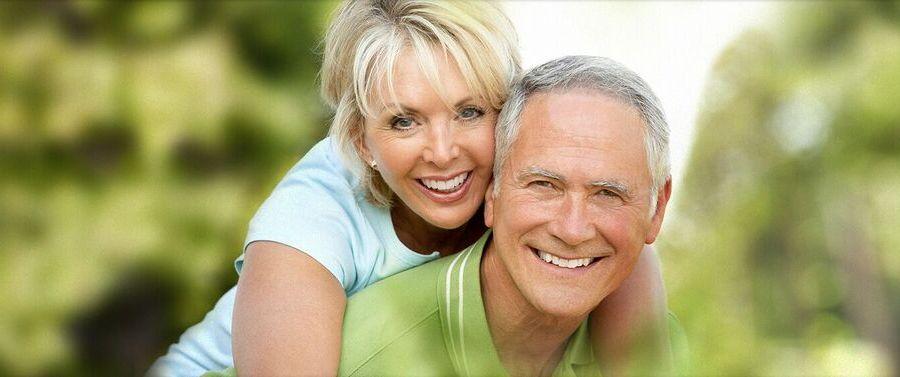 импланты позволяют быстро вернуть улыбку