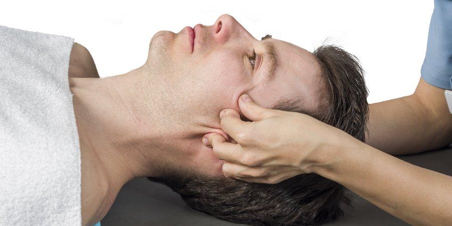 массаж тройничного нерва при воспалении