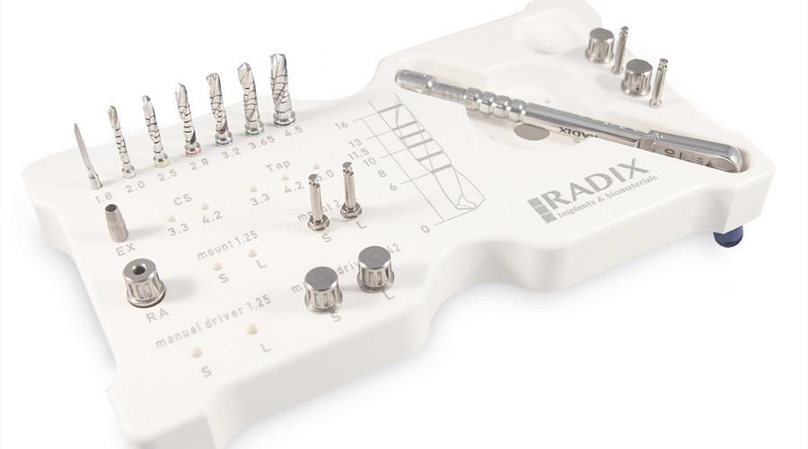 как и где производятся зубные импланты radix