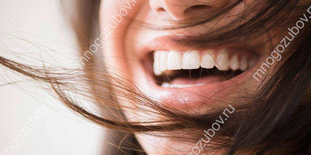 солько простоит нарощенный зуб