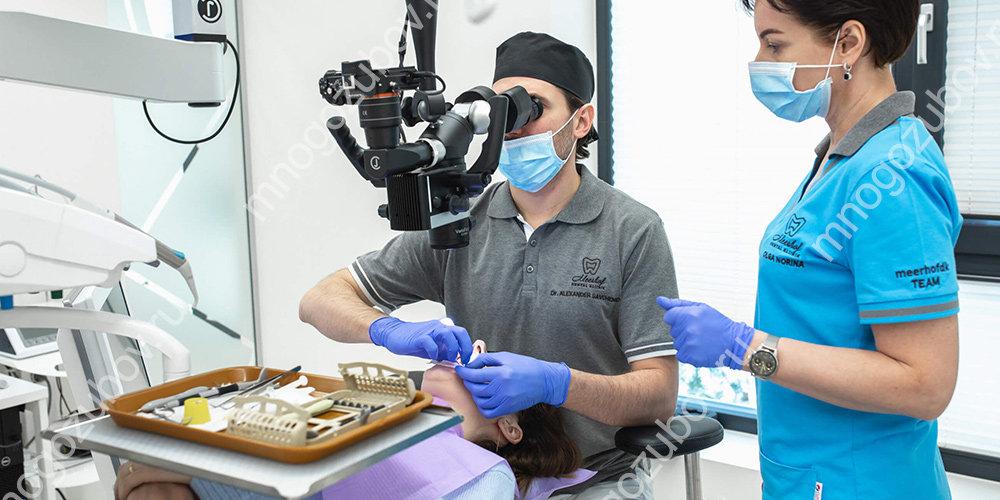как устанавливаются виниры в стоматологии