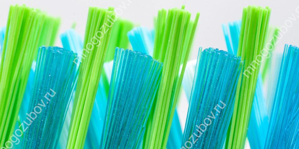 жесткость щетины в зубных щетках