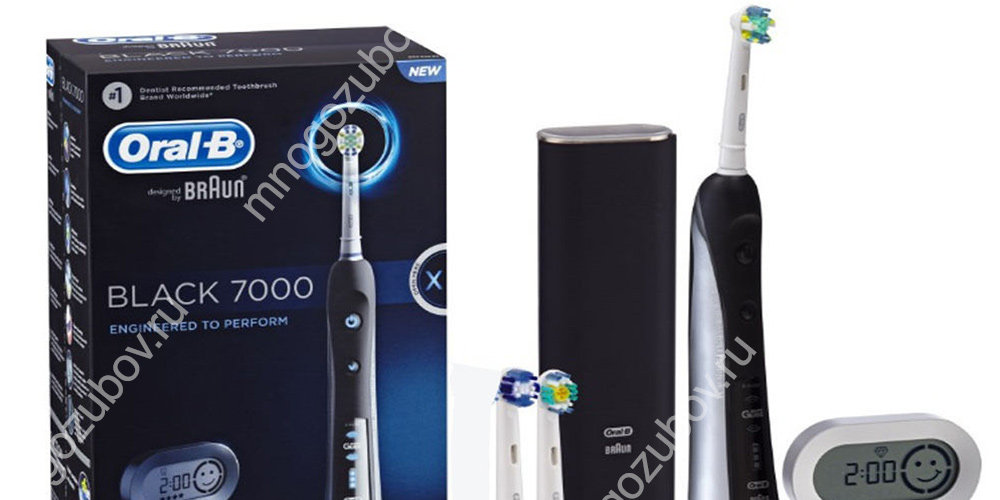 Электрическая щетка Oral B Pro 7000