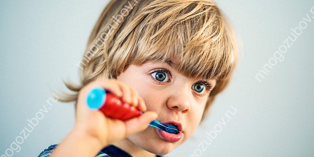 Какие могут быть противопоказания для детских зубных щеток
