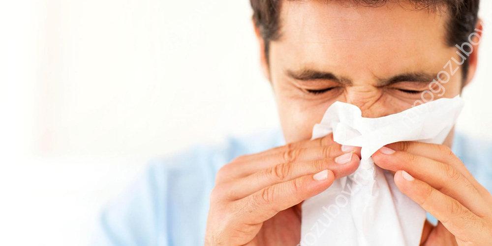 Аллергические реакции как причина онемения