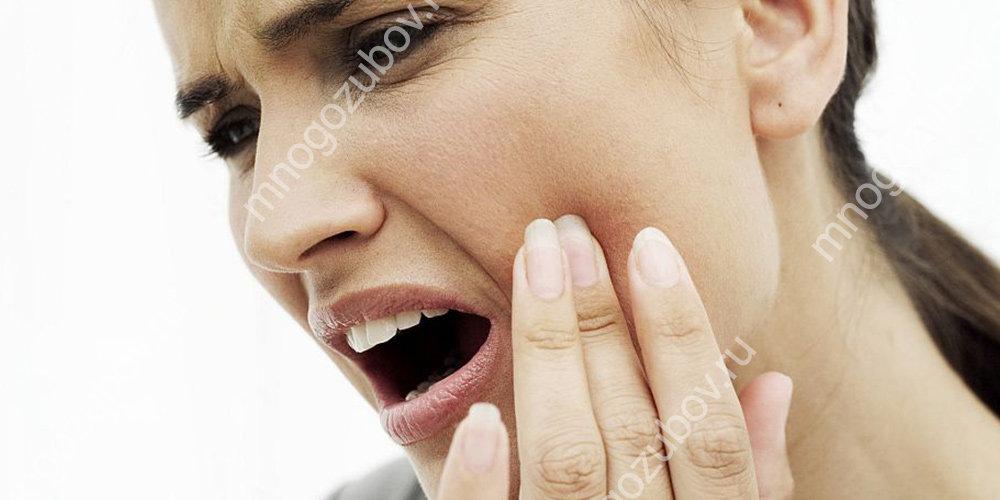 Болит зуб при нажатии на него: причины и первая помощь