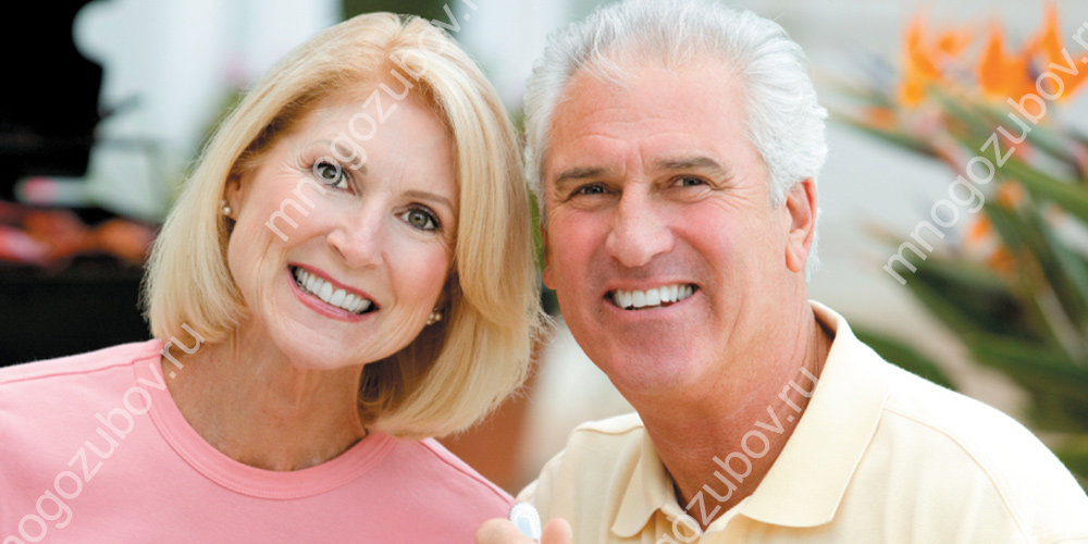 Восстановление зубов помогает жить полноценной жизнью