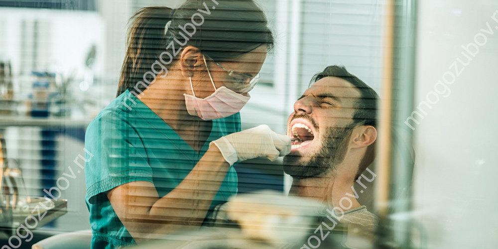 Вылечила зуб а он болит при надавливании