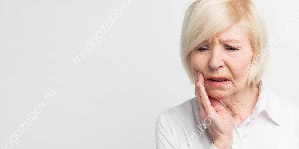 Болит запломбированный зуб при надавливании