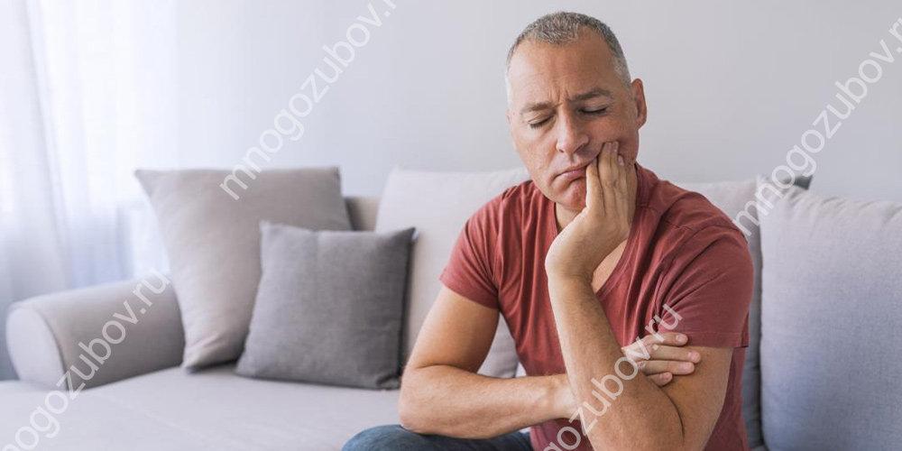 Боль в зубах и ухе от артроза челюсти
