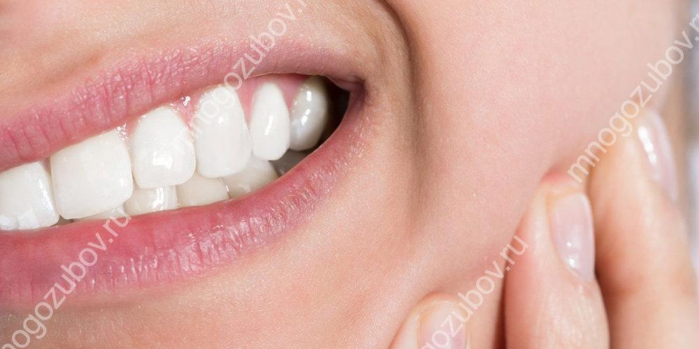 Прорезывание зуба мудрости с болью