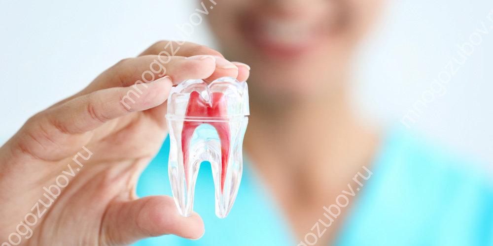 Воспаление нерва зуба