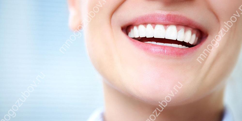 Коронка для протезирования переднего зуба