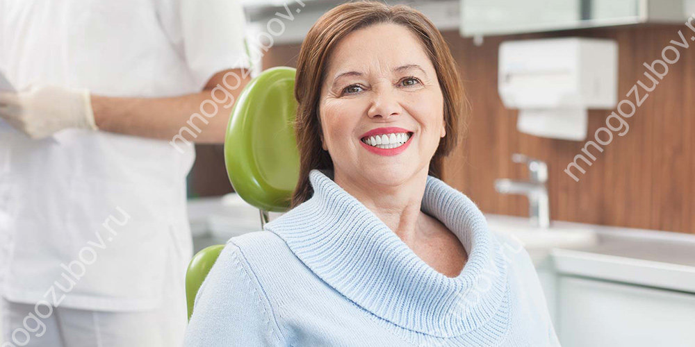 Новые зубы сразу после удаления