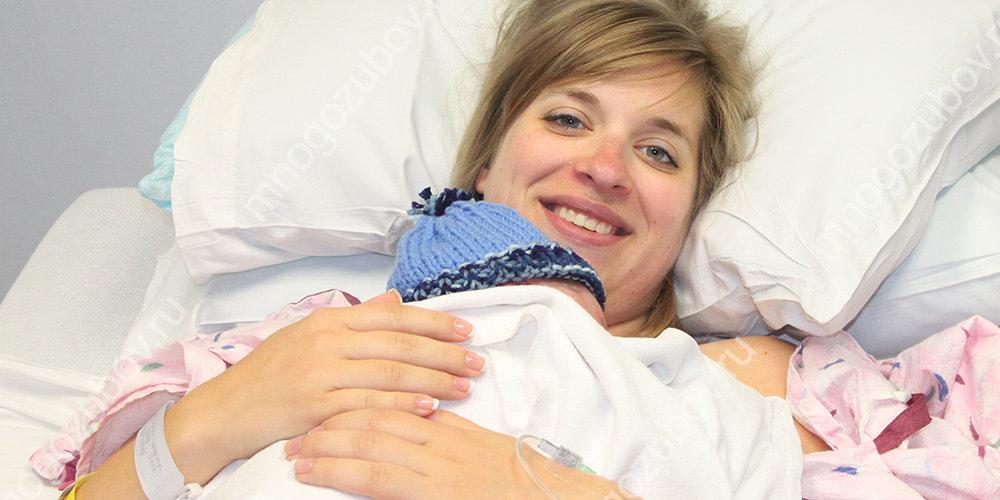 Какие основные жалобы стоматологу после родов