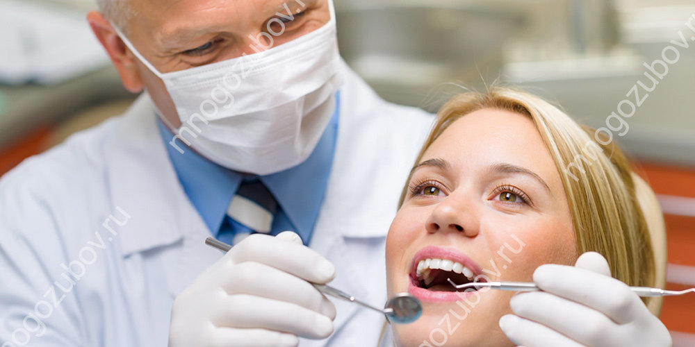 Своевременная профилактика заболеваний зубов