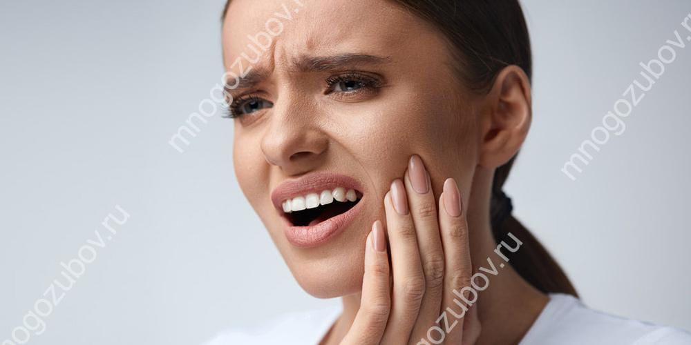 Ощущение пульсации в зубе