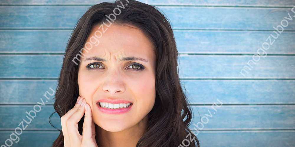 Зубная боль после отбеливания зубов