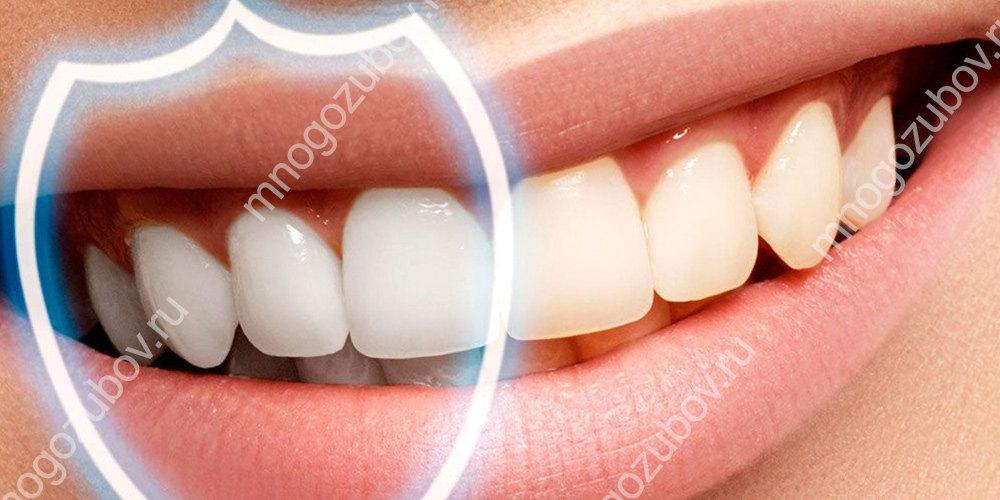 Способы укрепления эмали зубов